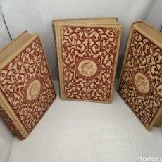 Libros antiguos: HISTORIA DE LOS GRIEGOS TOMOS I, II Y II (OBRA COMPLETA, EDICIÓN 1890). Lote 278159348
