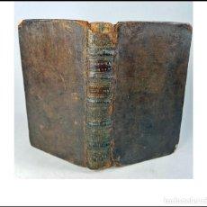 Libros antiguos: AÑO 1727: HISTORIA DE LAS REVOLUCIONES EN LA REPÚBLICA ROMANA. LIBRO DEL SIGLO XVIII.. Lote 278816928
