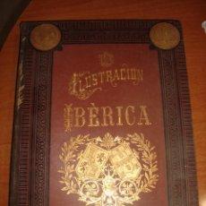 Libri antichi: LA ILUSTRACION IBERICA AÑO 1886 , MULTITUD DE GRAVADOS .. Lote 284231193
