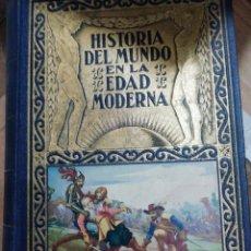 Libros antiguos: HISTORIA DEL MUNDO EN LA EDAD MODERNA LV. Lote 285061548