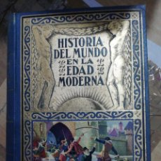 Libros antiguos: HISTORIA DEL MUNDO EN LA EDAD MODERNA LLL. Lote 285114458