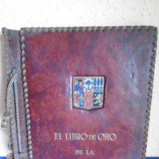 Libros antiguos: (LI-210900)EL LIBRO DE ORO DE LA PATRIA. PRIMERA EDICIÓN COMPLETA. GUREA (1934), S.SEBASTIÁN. E. Lote 286791338