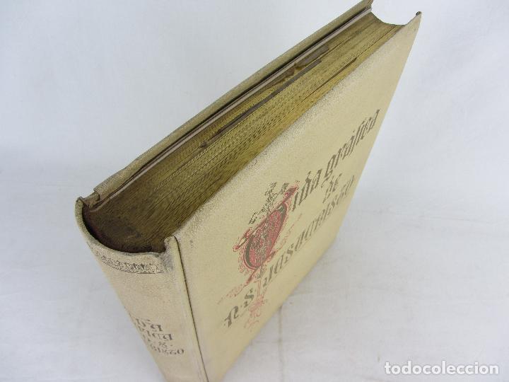"""Libros antiguos: """"Vida Gráfica de Nuestro Señor Jesucvristo"""" por D. Ramón B. Girón Barcelona 1904 - 1905 - Foto 3 - 288716413"""