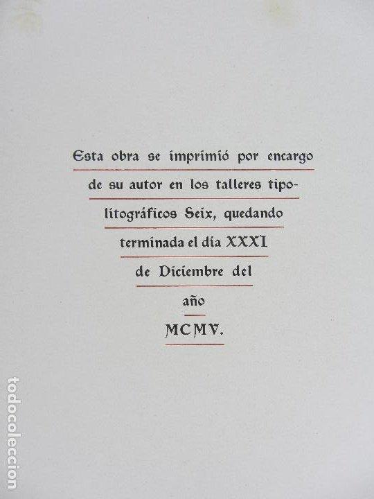 """Libros antiguos: """"Vida Gráfica de Nuestro Señor Jesucvristo"""" por D. Ramón B. Girón Barcelona 1904 - 1905 - Foto 11 - 288716413"""