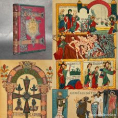 Libros antiguos: 1889 - HISTORIA GENERAL DE ESPAÑA - RECONQUISTA - NUMISMATICA - ESPAÑA ARABE - AL ANDALUS. Lote 289206658