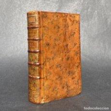 Libros antiguos: 1758 - HISTOIRE ECCLESIASTIQUE - LAS CRUZADAS - TEMPLARIOS - DESDE EL AÑO 1260 AL 1300. Lote 289207123