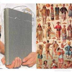 Libros antiguos: HISTORIA DEL VESTIDO - RACINET, ALBERT - TRAJE - FOLIO. Lote 289259648