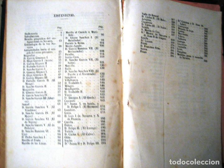 Libros antiguos: GLORIAS NAVARRAS- 1866- JOSE NADAL DE GURREA - Foto 5 - 289876993