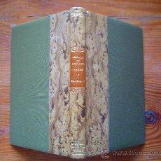 Libros antiguos: 1845 - ANTONIO PEREZ Y FELIPE II - MIGNET. Lote 27227464