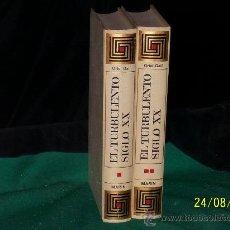 Libros antiguos: LIBRO,EL TURBOLENTO SIGLO XX. EN . Lote 22815452
