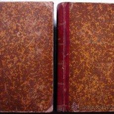 Libros antiguos: DE LAMARTINE, A.: LOS GIRONDINOS ( REVOLUCIÓN FRANCESA). EDICION DE MIGUEL SEGUÍ- 1904. Lote 27236600