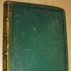 Libros antiguos: 1873 HISTORIA DEL MOVIMIENTO REPUBLICANO EN EUROPA EMILIO CASTELAR. Lote 29064468
