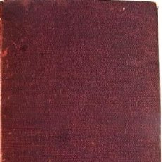 Libros antiguos: RODRIGUEZ, GREGORIO: EL GENERAL SOLER. 1909. FIRST EDITION/PRIMERA EDICION. Lote 28329477