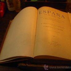 Libros antiguos: HISTORIA DE ESPAÑA EN EL SIGLO XIX, FRANCISCO PI MARGAL. BARCELON, 1902, TOMOS I Y II. Lote 28533025