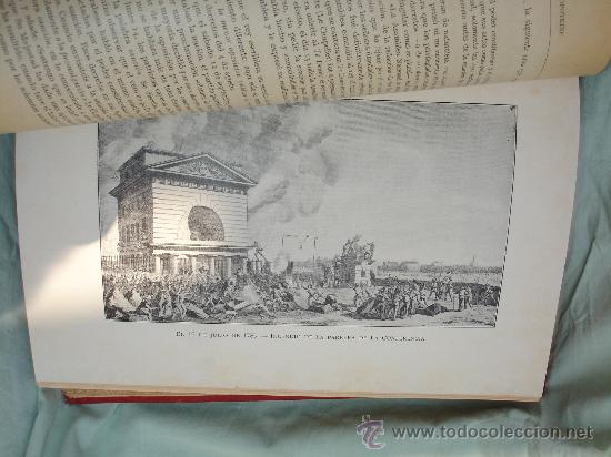 Libros antiguos: LA GRAN REVOLUCION. HISTORIA DE LA REVOLUCION FRANCESA 1789-1793 de KROPOTKINE anarquismo - Foto 5 - 28960515