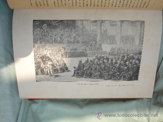 Libros antiguos: LA GRAN REVOLUCION. HISTORIA DE LA REVOLUCION FRANCESA 1789-1793 de KROPOTKINE anarquismo - Foto 7 - 28960515