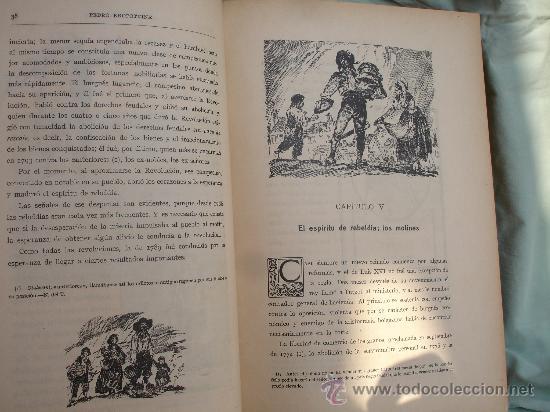 Libros antiguos: LA GRAN REVOLUCION. HISTORIA DE LA REVOLUCION FRANCESA 1789-1793 de KROPOTKINE anarquismo - Foto 8 - 28960515