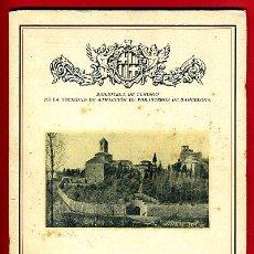 Libros antiguos: TARRASA POR MANUEL MARINELLO ,1934 , BIBLIOTECA DE TURISMO ,ORIGINAL . Lote 31562815