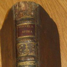Libros antiguos: DE VITA EXCELLENTIUM IMPERATORUM CORNELIUS NEPOS AÑO 1784 SIGLO XVIII. Lote 32342877