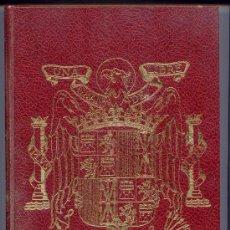 Libros antiguos: GALERIA MILITAR DE INTENDENCIA - FERNANDO DE LAMBARRI Y LLANGUAS - DOS TOMOS. Lote 32510873