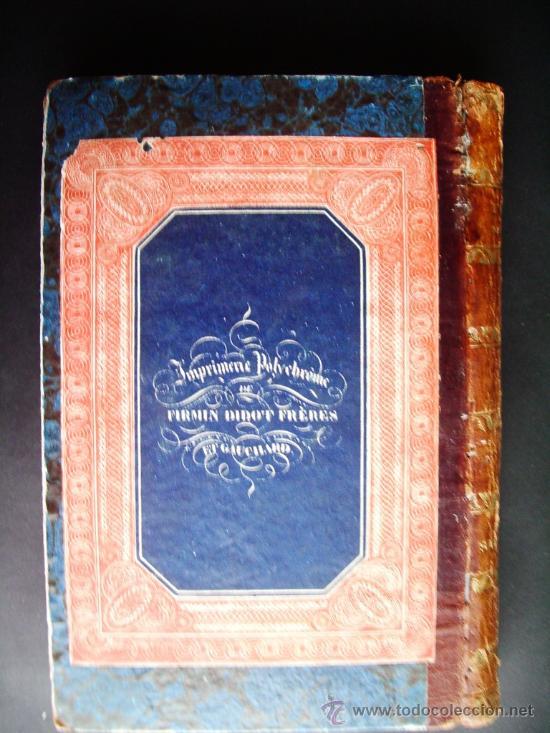 Libros antiguos: 1847-HISTORIA DE ESPAÑA.UNIVERSO PINTORESCO.FIRMIN DIDOT.PARÍS - Foto 3 - 32914191