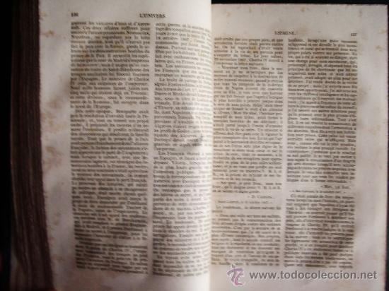 Libros antiguos: 1847-HISTORIA DE ESPAÑA.UNIVERSO PINTORESCO.FIRMIN DIDOT.PARÍS - Foto 7 - 32914191