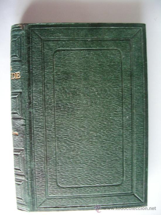 1859-HISTORIA DE ESPAÑA.LE MONDE.PARÍS (Libros antiguos (hasta 1936), raros y curiosos - Historia Moderna)