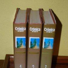 Libros antiguos: CRONICA DEL SIGLO XX PLAZA & JANES 3 VOLUMENES MUCHAS FOTOS MUY NUEVOS. Lote 33729790