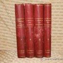 Libros antiguos: 2156- HISTOIRE DU REGNE DE GUILLAUME III. MACAULAY. EDIT CHARPENTIER. 1857 4 VOL.. Lote 34736770