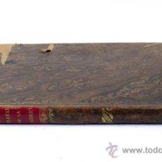 Libros antiguos: TRATADO DE LA CABREVACIÓN SEGUN EL DERECHO DEL PRINCIPADO DE CATALUÑA. JAYME TOS, BARCELONA 1826.. Lote 35120215