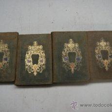 Libros antiguos: 4 TOMOS, HISTORIA DE LA MONARQUIA EN EUROPA. 1860. . Lote 35482759