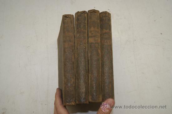 Libros antiguos: 4 tomos, Historia de la monarquia en Europa. 1860. - Foto 2 - 35482759
