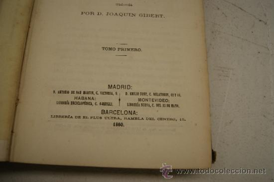 Libros antiguos: 4 tomos, Historia de la monarquia en Europa. 1860. - Foto 8 - 35482759