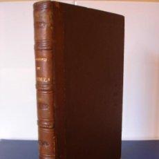 Libros antiguos: 1866.- MUDEJARES DE CASTILLA. FRANCISCO FERNANDEZ Y GONZALEZ. Lote 35427334