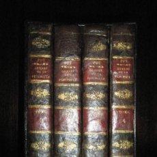 Libros antiguos: FOY,M.S.: HISTOIRE DE LA GUERRE DE LA PÉNINSULE SOUS NAPOLÉON, PRÉCEDÉE D´U N TABLEAU POLITIQUE ET M. Lote 37334872