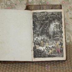 Libros antiguos: 3295- EL MUNDO DESCONOCIDO. RAMON ORTEGA Y FRIAS. EDIT. MURCIA Y MARTI. 1871. 2 TOMOS. . Lote 37472134