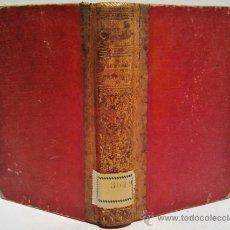 Libros antiguos: HISTORIE MILITAIRE DES FRANCAIS. DE LA REVOLUCIÓN A NAPOLEON. RETRATOS, MAPA DESPLEGABLE. PARIS 1828. Lote 38228558