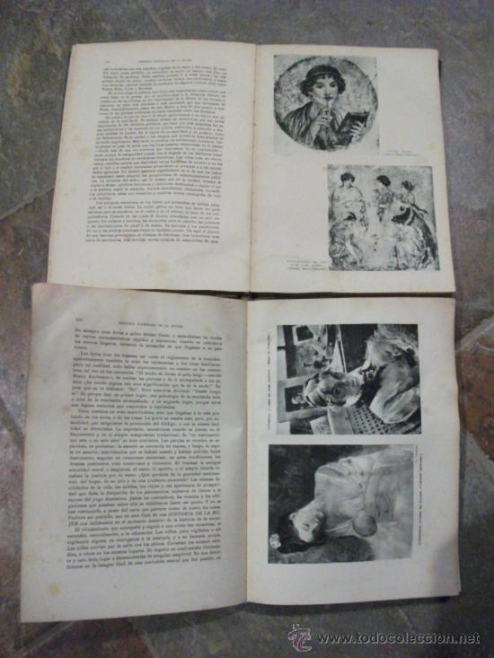 Libros antiguos: Historia Ilustrada de la Mujer, dos tomos, Por Gonzague Truc, Ed. Idea Madrid - Foto 3 - 38594103