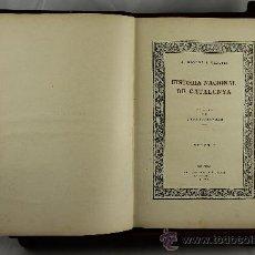 Libros antiguos: 3801- HISOTRIA NACIONAL DE CATALUNYA. A. ROVIRA I VIRGILI. EDIT. PATRIA. 1922. 3 VOL. . Lote 39147501