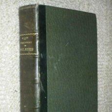 Libros antiguos: PIRATERÍAS Y AGRESIONES DE LOS INGLESES EN LA AMÉRICA ESPAÑOLA DIONISIO DE ALSEDO 1883 PIRATERIA. Lote 39244849