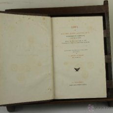Libros antiguos: 4036- LIBRE DE ALGUNES COSES ASANYALADES. JOAN PERE COMES. EDIT. LA REINAXENSA. 1878.. Lote 39916252