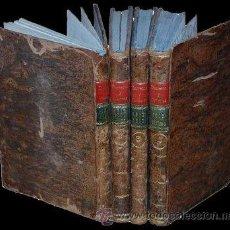 Libros antiguos: COLECCIÓN DE LOS DECRETOS Y ÓRDENES DE LAS CORTES DE CÁDIZ 1810-1814. CONSTITUCIÓN DE CÁDIZ DE 1812. Lote 40045281