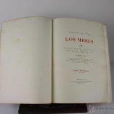 Libros antiguos: 6108 - LOS MESES. VV.AA. IMP. HENRICH Y COMP. 1889.. Lote 40552487