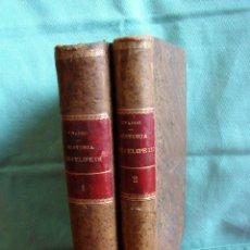 Libros antiguos: MEMORIAS DE MATIAS NOVOA. HISTORIA DE FELIPE III POR BERNABE DE VIVANCO. 2 TOMOS. MADRID 1875. Lote 40834142
