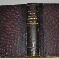 Libros antiguos: EPISODIOS NACIONALES BENITO PÉREZ GALDÓS RM64024. Lote 40936181