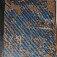 Libros antiguos: COLECCIÓN DE HISTORIAS Y MEMORIAS CONTEMPORÁNEAS. TRES TOMOS EN UN SOLO VOLUMEN. CÉSAR C. RM64168-V. Lote 40991482