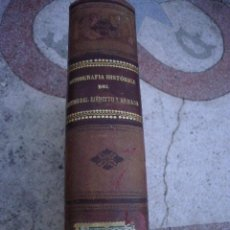 Libros antiguos: MONOGRAFIA HISTORICA DEL CENTRO DEL EJERCITO Y DE LA ARMADA.COLL ASTRELL. Lote 41522001