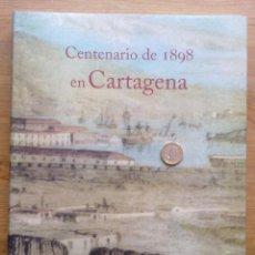 Libros antiguos: GRAN LIBRO ILUSTRADO CENTENARIO DE 1898 EN CARTAGENA,NUESTRAS GUERRAS Y PERDIDAS EN LAS ISLAS DE ULR. Lote 42557257