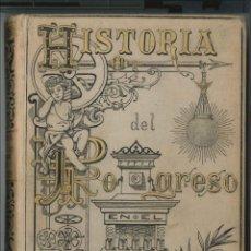 Libros antiguos: HISTORIA DEL PROGRESO EN EL SIGLO XIX, DOS VOLÚMENES. Lote 43057870
