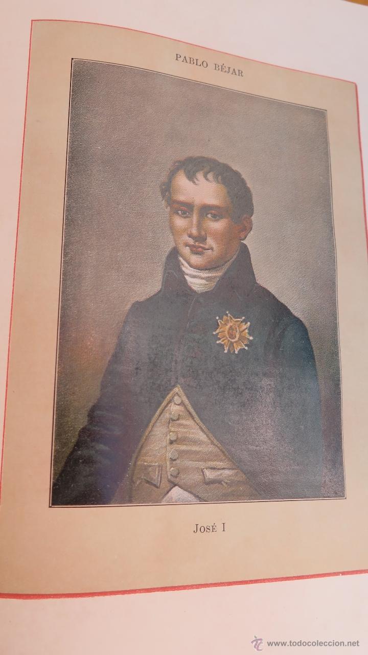 Libros antiguos: 1902.- HISTORIA DE ESPAÑA EN EL SIGLO XIX. FRANCISCO PI Y MARGALL. ILUSTRADO - Foto 4 - 43130309